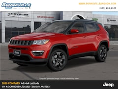 New 2020 Jeep Compass ALTITUDE 4X4 Sport Utility in Manchester, NH
