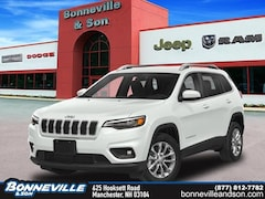 New 2019 Jeep Cherokee ALTITUDE 4X4 Sport Utility in Manchester, NH