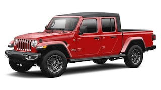 New 2021 Jeep Gladiator OVERLAND 4X4 Crew Cab in Manchester, NH
