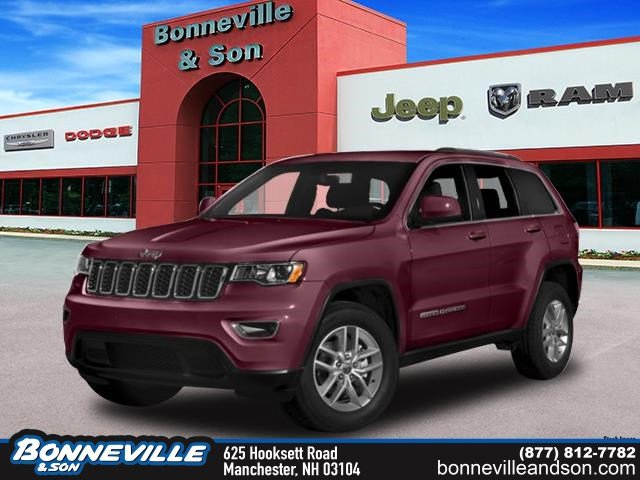 New 2019 Jeep Grand Cherokee ALTITUDE 4X4 Sport Utility in Manchester, NH