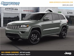 New 2021 Jeep Grand Cherokee LAREDO X 4X4 Sport Utility for sale in Manchester, NH