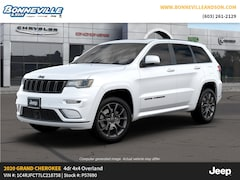 New 2020 Jeep Grand Cherokee HIGH ALTITUDE 4X4 Sport Utility for sale in Manchester, NH