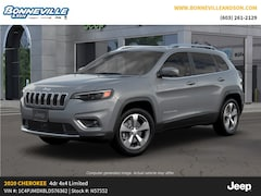 New 2020 Jeep Cherokee LIMITED 4X4 Sport Utility in Manchester, NH