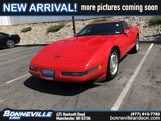 Used 1995 Chevrolet Corvette Coupe in Manchester, NH