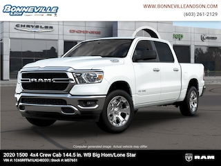 New 2020 Ram 1500 BIG HORN CREW CAB 4X4 5'7 BOX Crew Cab for sale in Manchester, NH