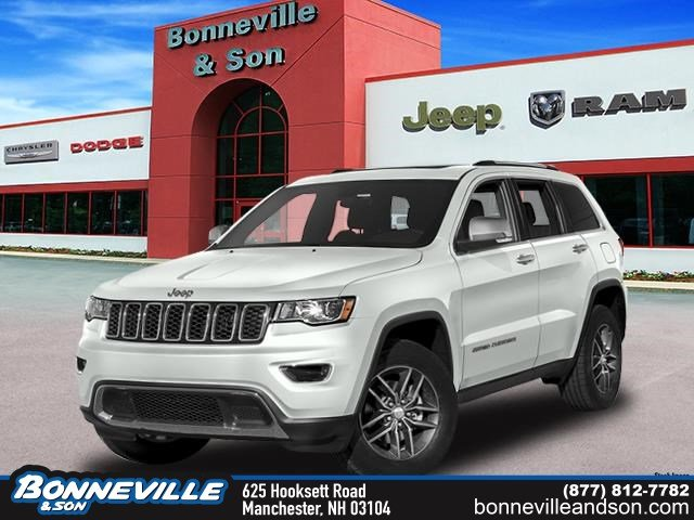 New 2018 Jeep Grand Cherokee LIMITED 4X4 Sport Utility in Manchester, NH