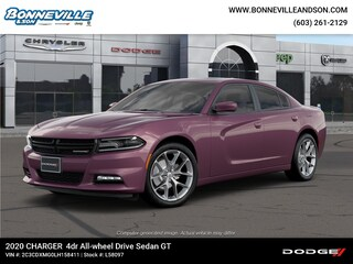 New 2020 Dodge Charger GT AWD Sedan in Manchester, NH