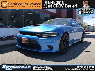Certified Pre-Owned 2018 Dodge Charger Daytona 392 Sedan in Manchester, NH