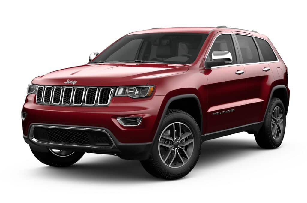 New 2019 Jeep Grand Cherokee LIMITED 4X4 Sport Utility in Manchester, NH