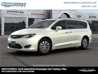 New 2020 Chrysler Pacifica 35TH ANNIVERSARY TOURING L PLUS Passenger Van in Manchester, NH