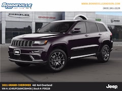 New 2021 Jeep Grand Cherokee HIGH ALTITUDE 4X4 Sport Utility for sale in Manchester, NH