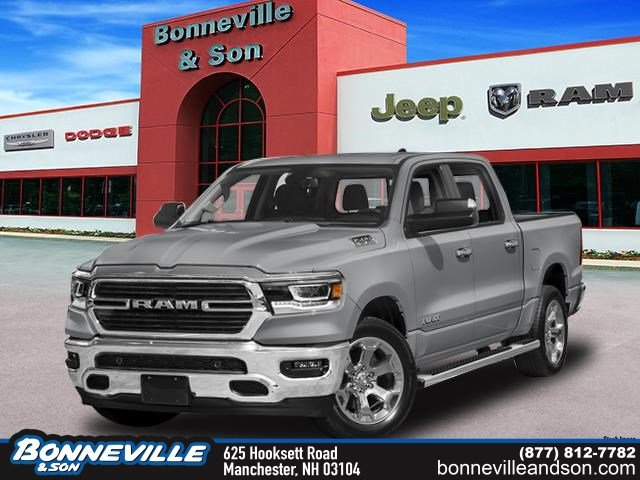 New 2019 Ram 1500 TRADESMAN CREW CAB 4X4 5'7 BOX Crew Cab in Manchester, NH