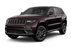 New 2019 Jeep Grand Cherokee HIGH ALTITUDE 4X4 Sport Utility in Manchester, NH