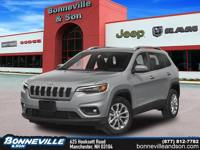 New 2019 Jeep Cherokee LIMITED 4X4 Sport Utility in Manchester, NH