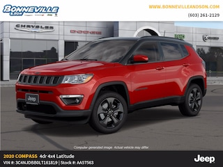 2020 Jeep Compass ALTITUDE 4X4 Sport Utility