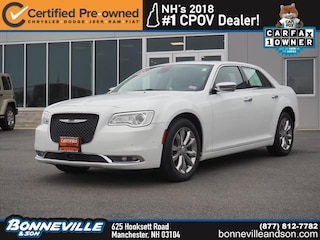 Certified Pre-Owned 2018 Chrysler 300 Limited Sedan in Manchester, NH
