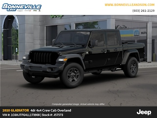 New 2020 Jeep Gladiator NORTH EDITION 4X4 Crew Cab in Manchester, NH