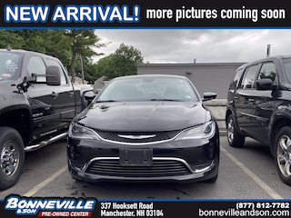 Used 2015 Chrysler 200 Limited Sedan in Manchester, NH