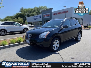 Used 2009 Nissan Rogue SL SUV in Manchester, NH