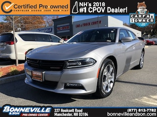 Certified Pre-Owned 2016 Dodge Charger SXT Sedan in Manchester, NH