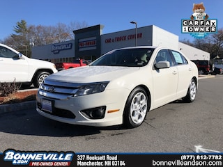 Used 2011 Ford Fusion SE Sedan in Manchester, NH