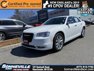 Certified Pre-Owned 2019 Chrysler 300 Limited Sedan in Manchester, NH