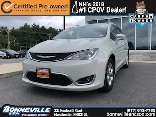 Certified Pre-Owned 2017 Chrysler Pacifica Touring-L Plus Van in Manchester, NH