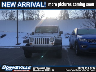 Used 2007 Jeep Wrangler X SUV in Manchester, NH
