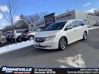 Used 2014 Honda Odyssey For Sale At Bonneville And Son Pre Owned Center Vin 5fnrl5h94eb082970