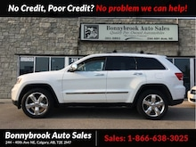 2013 Jeep Grand Cherokee Overland leather navigation bluetooth p/sunroof SUV