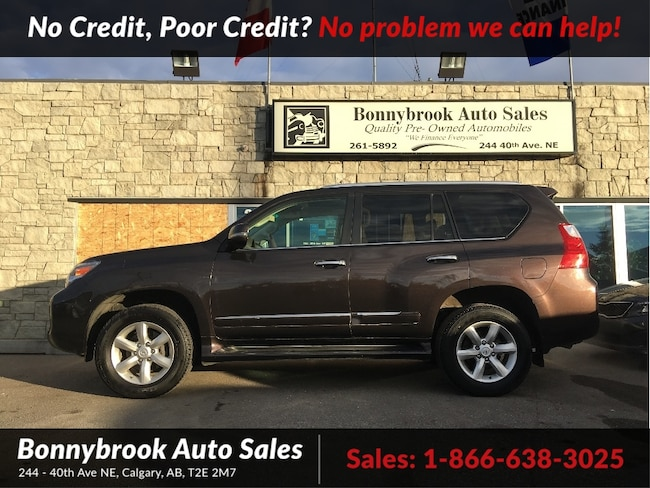 2012 LEXUS GX 460 Premium (A6) Navigation Leather Sunroof SUV