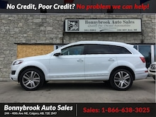 2013 Audi Q7 3.0L Premium navigation rearview camera  SUV