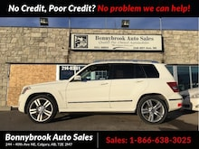 2010 Mercedes-Benz GLK-Class 350 leather sunroof navigation SUV
