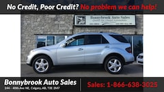 2006 Mercedes-Benz M-Class ML 350 4x4 w/navigation leather sunroof SUV