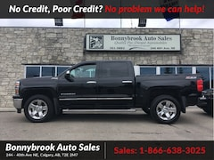 2014 Chevrolet Silverado 1500 LTZ  Z71 leather navigation p/sunroof Crew Cab