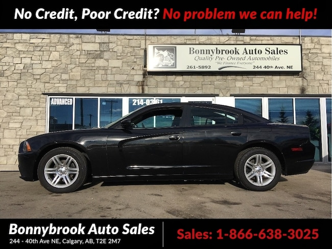 2011 Dodge Charger SE BLUETOOTH Sedan