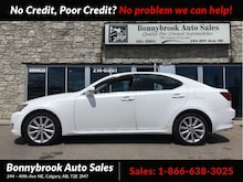 2010 LEXUS IS 250 Base AWD bluetooth Sedan
