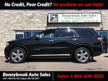2011 Dodge Durango Citadel navigation bluetooth leather car starter SUV