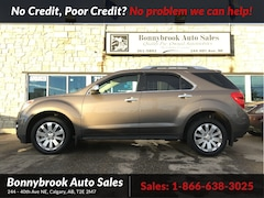 2011 Chevrolet Equinox 2LT p/sunroof carstarter leather heated seats SUV