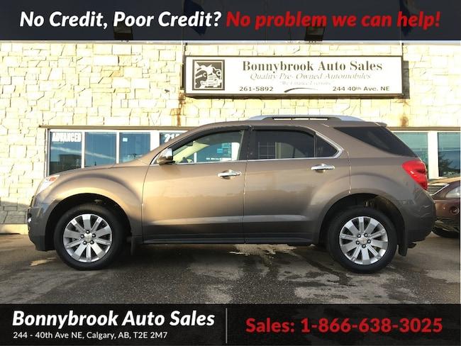 2011 Chevrolet Equinox 2LT p/sunroof carstarter leather heated seats SUV