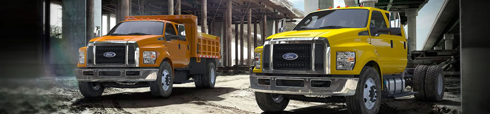 New F-650 and F-750 | Borgman Ford