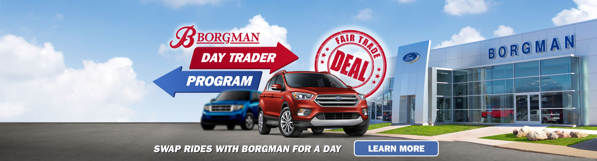Borgman Ford | New Ford dealership in the greater Grand Rapids ...