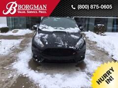 2019 Ford Fiesta ST Hatchback