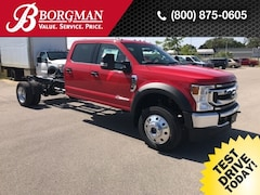2020 Ford F-550 Chassis XLT Truck Crew Cab