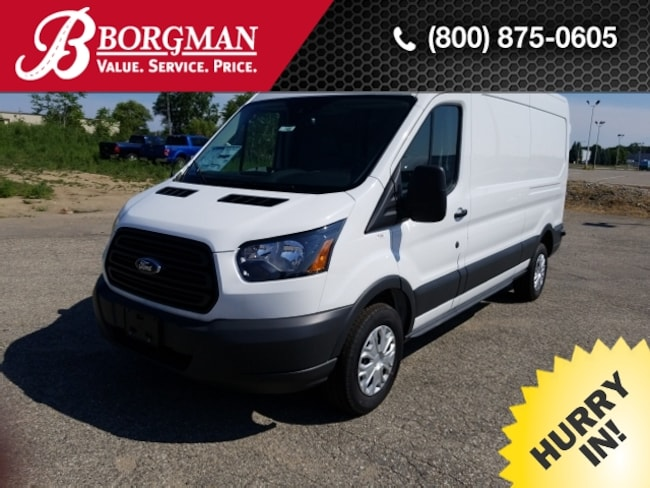 New Ford Transit 250 For Sale Grand Rapids Mi From Borgman Ford