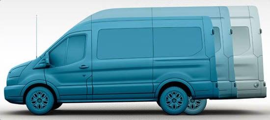 New Full-Size 2020 Ford Transit Van For Sale in Grand Rapids, MI