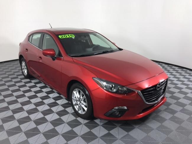 2016 Mazda Mazda3 i Touring (A6) Hatchback