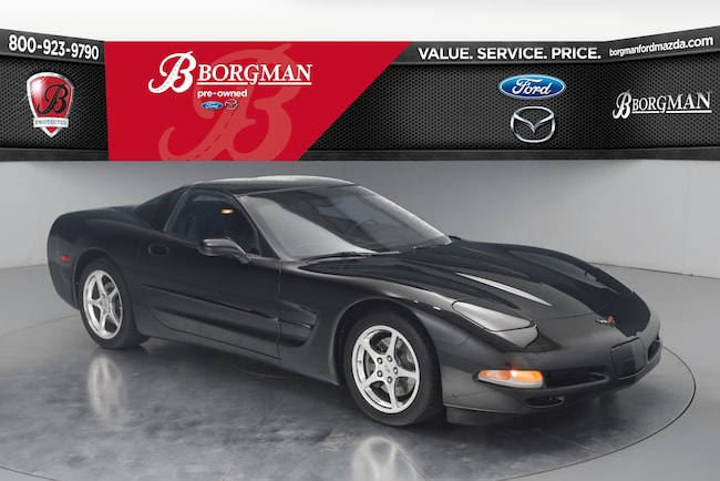 2004 Chevrolet Corvette Base Coupe