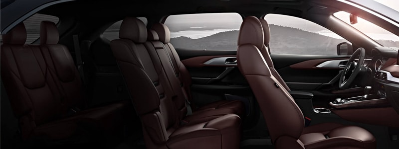 Head To Head The 2017 Ford Explorer Vs The 2017 Mazda Cx 9