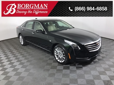 2017 CADILLAC CT6 3.6L AWD Sedan